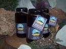 3 Gläser Zeolith a` 350g Violettglas 2+1 gratis