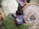Moringa Öl 100ml  in Violettglasflasche