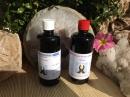 Natriumchlorit 25% & Salzsäure 4% je 100ml in Violettglasflasche