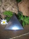 Schungit – Pyramide 100x100 mm