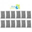 blue green® Aktivkohlefilter (12er Pack) - Jahresvorrat